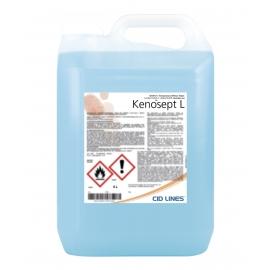 5L Kenosept-L  Händedesinfektionsmittel wie von den Meiereien und Molkereien gefordert