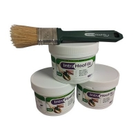 330g Intra Care Hoof-fit Gel incl. Pinsel ab 19,50