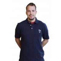 Herren Poloshirt Gr. XS -  XXL