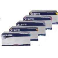 50 Nitrill- Einmalhandschuhe Chemotrill extra-stark ~14mil Grössen S-XXL